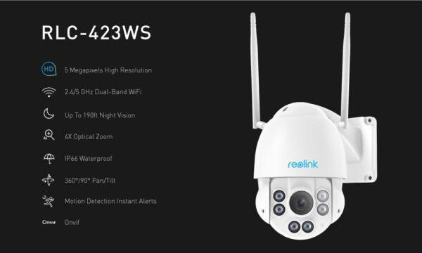 RLC-423WS With 32GB SD Card 2