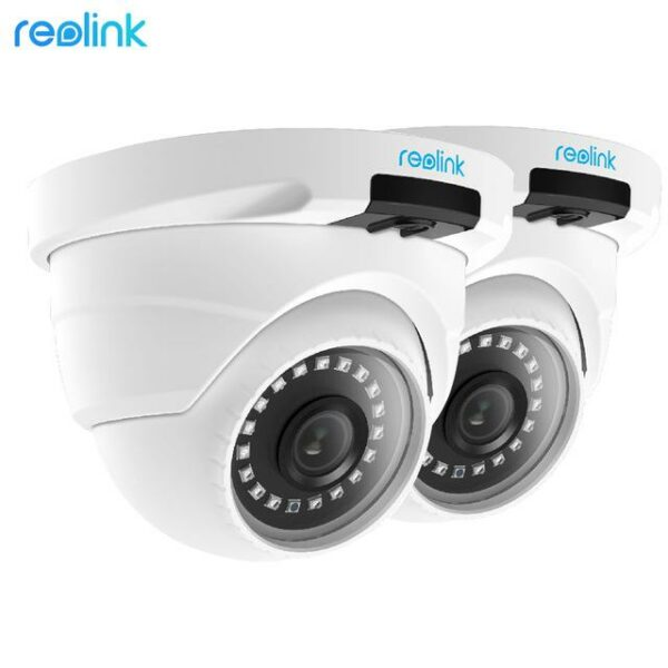Reolink 2 Camera 8-Channel PoE Security Camera System 1